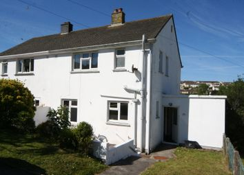Thumbnail 5 bed property to rent in Old Hill Crescent, Falmouth, Cornwall