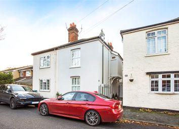 Thumbnail 3 bed semi-detached house for sale in Glencoe Road, Weybridge, Surrey