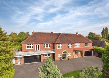 Thumbnail 6 bed detached house for sale in Bradgate Road, Hinckley
