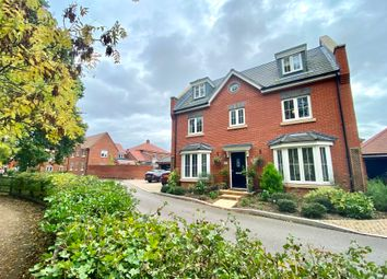 5 bed detached house for sale in St. Savin, Hartley Wintney, Hook RG27