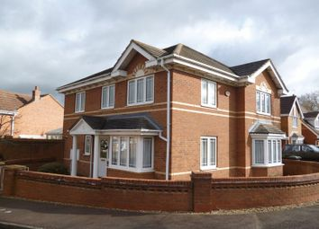 Thumbnail 4 bed detached house to rent in Stafford Close, Daventry