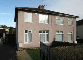 Thumbnail 2 bed semi-detached house for sale in Burley Grove, Downend, Bristol