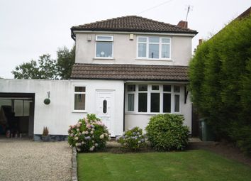 Thumbnail 3 bed detached house to rent in Two Gates, Halesowen, West Midlands
