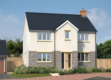Thumbnail 4 bed detached house for sale in Plot 54, Ladywell Meadows, Chulmleigh