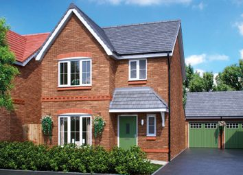 Thumbnail 3 bedroom detached house for sale in Bowbridge Lane, Middlebeck, Newark