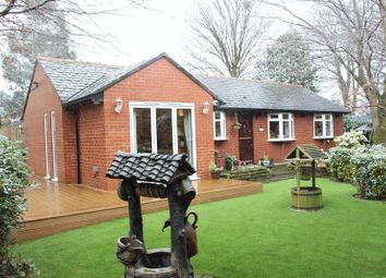 Thumbnail 2 bed bungalow for sale in Ash Road, Denton, Manchester