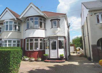 Thumbnail Semi-detached house for sale in Larkfield Avenue, Kenton