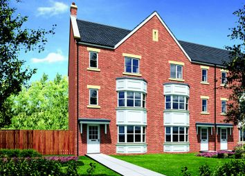 Thumbnail 4 bed town house for sale in The Minster At Feethams, Darlington