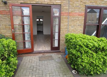 Thumbnail 1 bedroom flat to rent in Wickhams Wharf, Viaduct Road, Ware