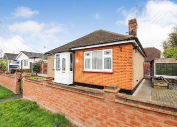 Thumbnail 2 bed bungalow for sale in Kamerwyk Avenue, Canvey Island