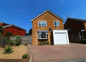 Thumbnail 4 bed detached house for sale in Netherwood Close, Hastings, East Sussex