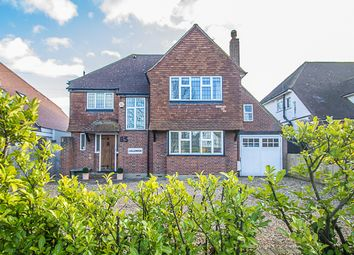 Thumbnail 4 bed property for sale in Manor Road South, Esher