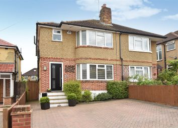 Thumbnail 3 bedroom semi-detached house for sale in Beechcroft Avenue, Croxley Green, Rickmansworth