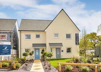 Thumbnail 3 bed semi-detached house for sale in The Beech Poets Corner, Manadon, Plymouth