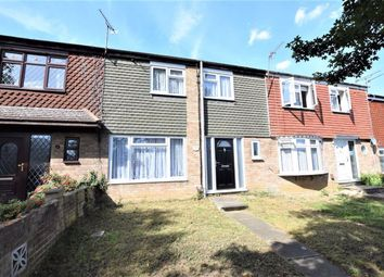 Thumbnail 3 bed terraced house to rent in Clavering, Basildon, Essex