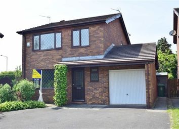 Thumbnail 3 bed detached house for sale in Meadow Park, Cabus, Preston