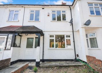 Thumbnail 3 bed terraced house to rent in Alliance Road, London