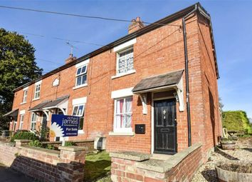 Thumbnail 2 bed end terrace house for sale in High Street, Wanborough, Swindon
