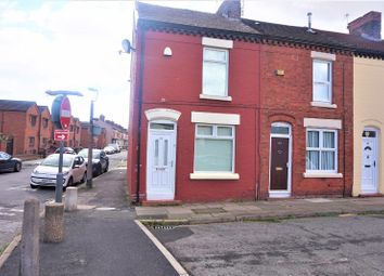 Thumbnail 2 bed end terrace house for sale in Earp Street, Liverpool