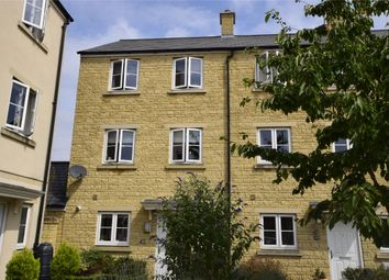 Thumbnail 3 bed end terrace house to rent in Ashcombe Crescent, Witney, Oxfordshire