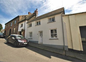 Thumbnail 2 bedroom terraced house for sale in Market Street, Hatherleigh, Devon