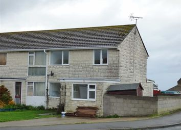 Thumbnail 4 bedroom end terrace house to rent in Croft Road, Portland, Dorset