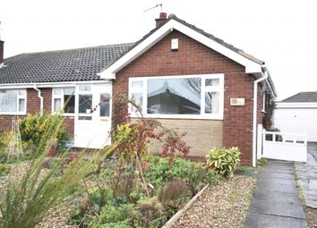 Thumbnail 3 bed semi-detached bungalow for sale in Harewood Drive, Filey, North Yorkshire