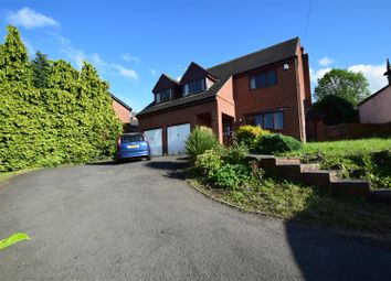 Thumbnail 4 bed detached house for sale in High Street, Wellington, Telford