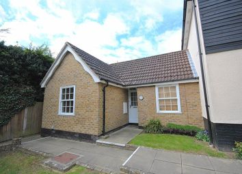 Thumbnail 1 bed bungalow to rent in Cedar Court, Rye Street, Bishops Stortford