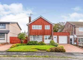 Thumbnail 3 bed detached house for sale in Ash Grove, Killay, Swansea
