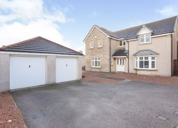 Thumbnail 5 bed detached house for sale in Castleview Court, Kintore