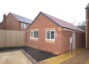 Thumbnail 2 bed bungalow for sale in Bass's Crescent, Castle Gresley, Swadlincote