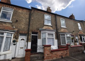 2 bed terraced house for sale in St Johns Terrace, Gainsborough DN21