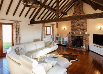Thumbnail 3 bed barn conversion to rent in Watling Street, Stretton, Stafford