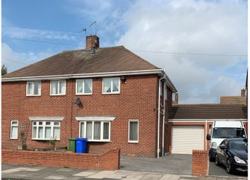 2 bed semi-detached house for sale in Newsham Road, Blyth NE24