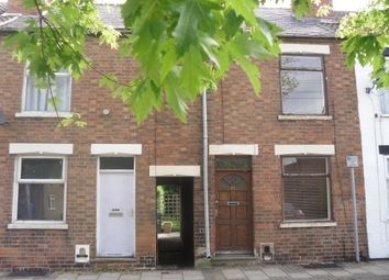 Thumbnail 1 bed terraced house to rent in Gladstone Street, Loughborough