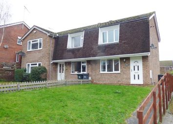 Thumbnail 2 bed end terrace house for sale in Mulberry Drive, Malvern, Worcestershire