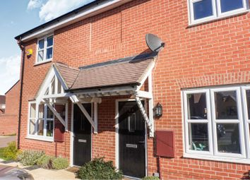 2 bed terraced house for sale in Glebe Road, Boughton, Northampton NN2