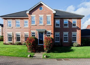Thumbnail 6 bed detached house for sale in St Augustines Drive, Weston, Cheshire