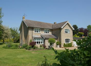 Thumbnail 5 bed detached house for sale in Pond End Lane, Market Weston, Diss