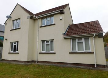 Thumbnail 4 bedroom detached house to rent in High Street, Newbridge, Newport