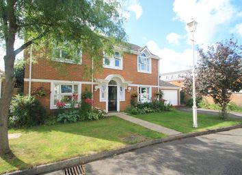 Thumbnail 4 bedroom detached house for sale in Fieldfare, Aylesbury