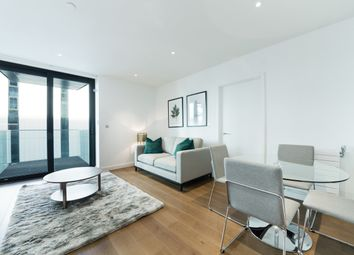Thumbnail 1 bed flat to rent in North West Village, Wembley Park, London