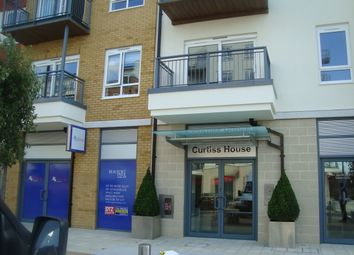 Thumbnail Studio to rent in Needleman Close, London