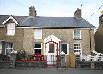 Thumbnail 2 bed terraced house for sale in Bryncrug, Tywyn