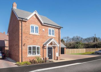 "Thumbnail 4 bed detached house for sale in ""The Ashby"" at The Ridge, Blunsdon, Swindon"