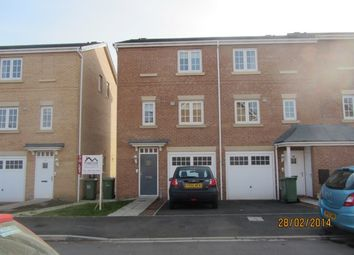 Thumbnail 3 bed town house to rent in Water Avens Way, Stockton