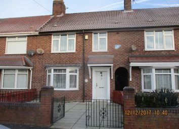 Thumbnail 3 bed terraced house to rent in Cotsford Road, Huyton