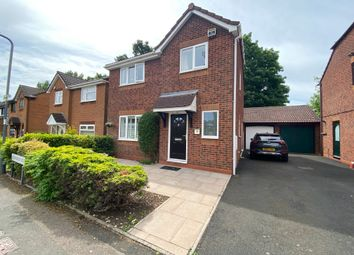 4 bed detached house for sale in Kennerley Road, Yardley, Birmingham B25