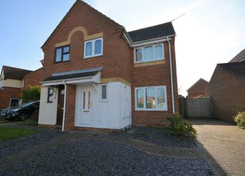 3 bed semi-detached house for sale in Longbeach Drive, Lowestoft, Suffolk NR33